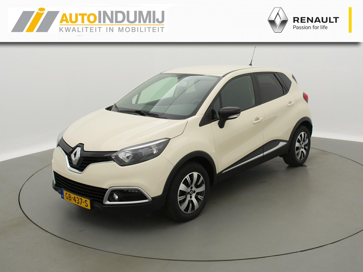 Renault Captur 0.9 tce expression / navigatie / cruise control / keyless entree