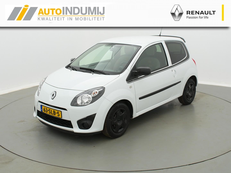 Renault Twingo 1.2-16v collection / airco / cruise control / trekhaak 65kg / nu tijdelijk met gratis dakdragers
