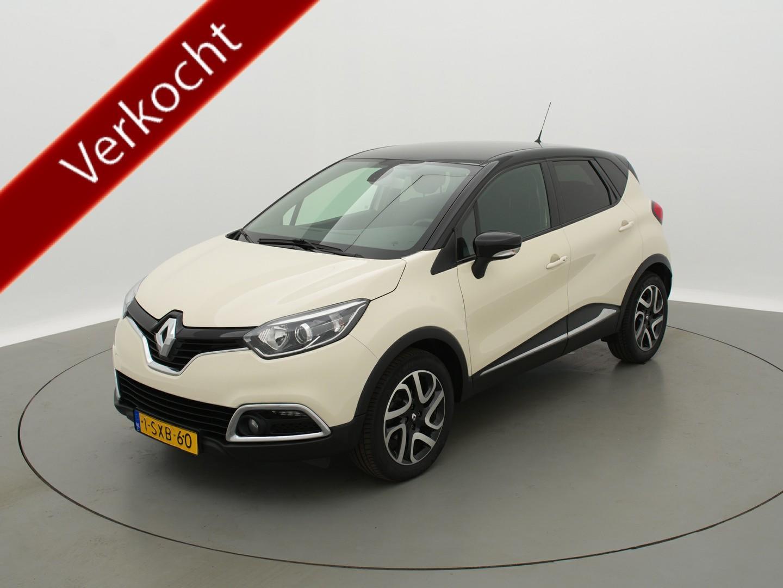 Renault Captur 0.9 tce dynamique / achteruitrijcamera + navigatie / climatecontrol