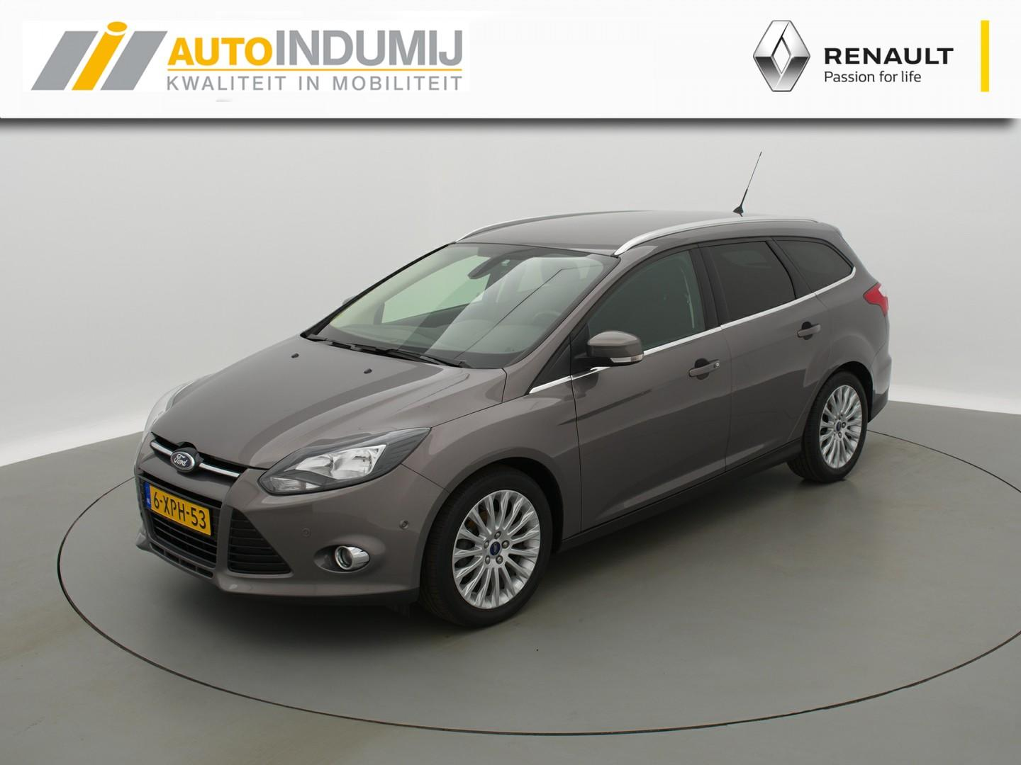 Ford Focus Wagon 1.0 126pk ecoboost edition plus / navigatie / climate control / cruise control /