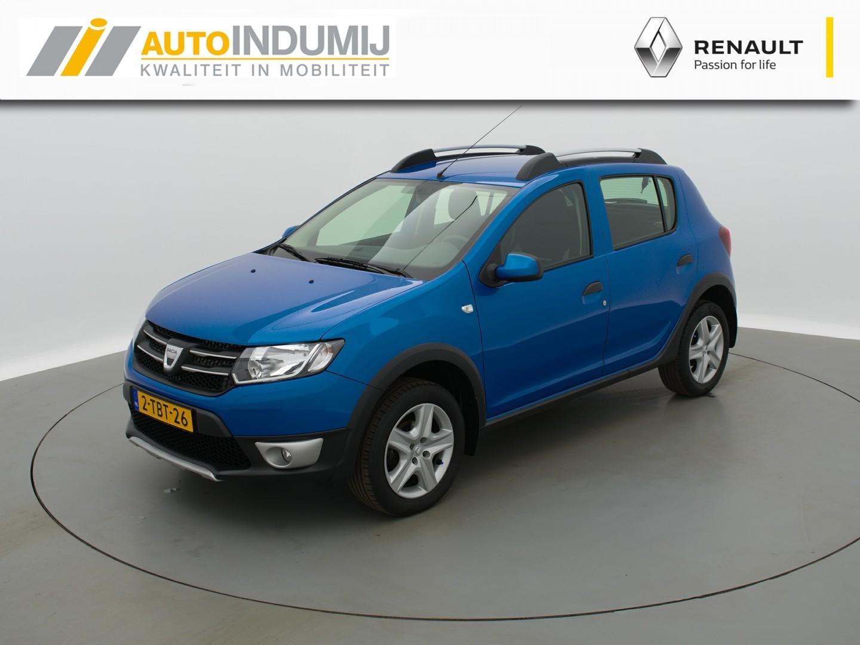 Dacia Sandero 0.9 tce stepway lauréate / trekhaak / navigatie / airco / cruise control