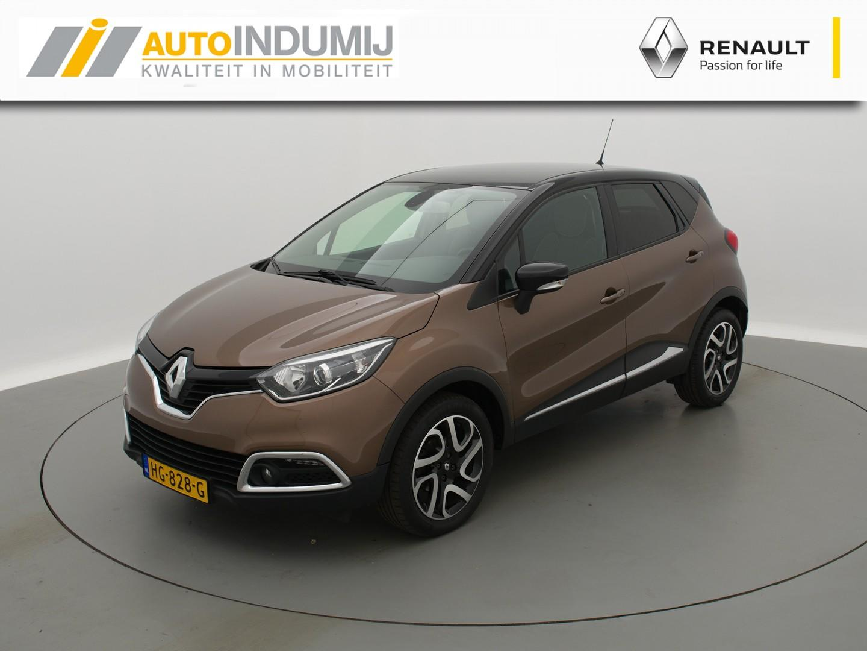 Renault Captur 0.9 tce barista + trekhaak / navigatie / camera