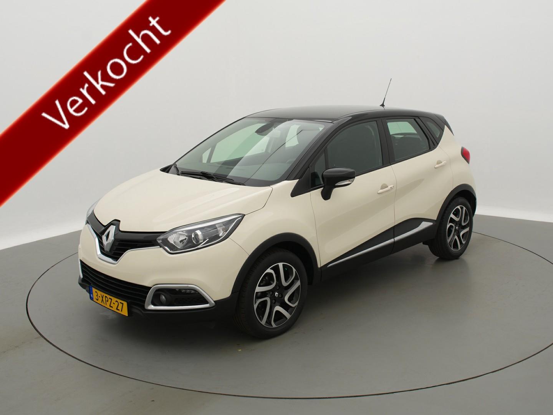 Renault Captur 1.2 tce dynamique automaat / trekhaak / navigatie + camera /