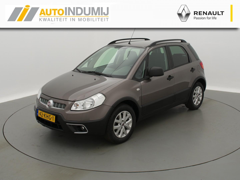 Fiat Sedici 1.6-16v dynamic + trekhaak / airco /