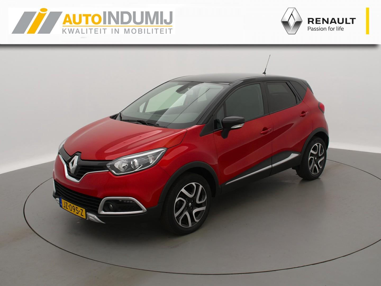 Renault Captur Tce 90 xmod / leder / navigatie + camera / 1e eigenaar