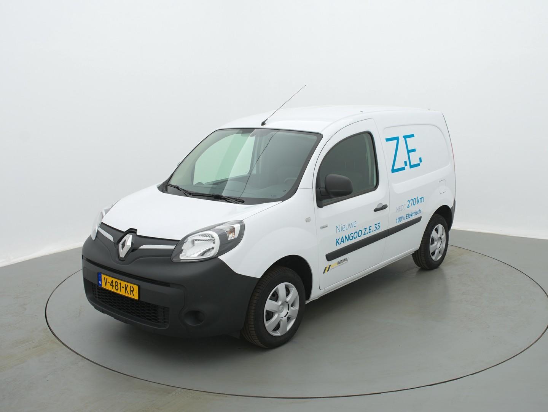 Renault Kangoo Z.e. (ex. accu) // batterijhuur // r-link navigatie // 4% bijtelling! // excl. btw