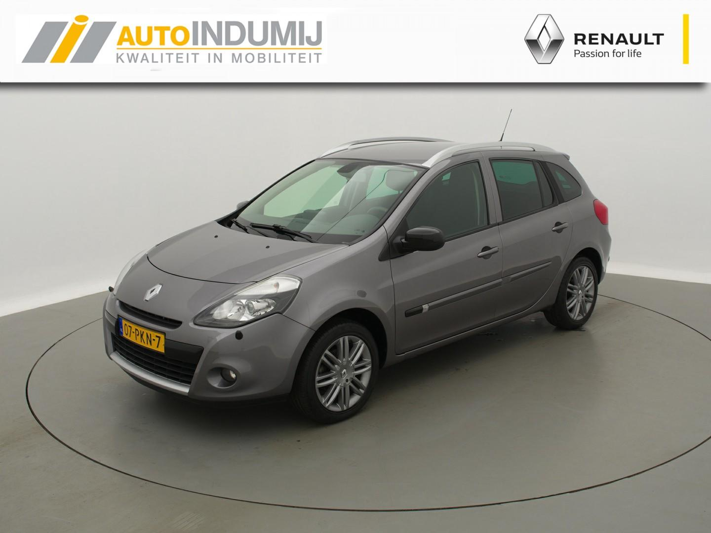 Renault Clio Estate tce 100 20th anniversary + trekhaak / climate control / armsteun