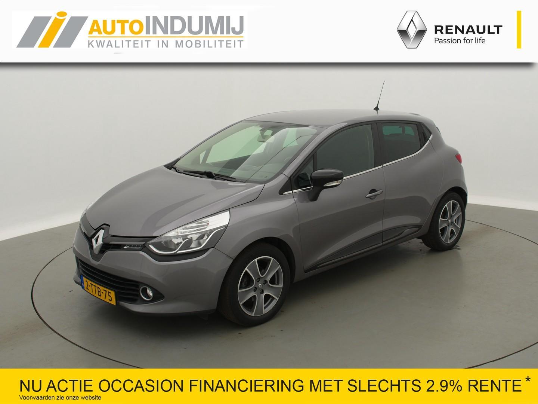 Renault Clio 0.9 tce eco night&day / navigatie / cruise control / airco / elektr. ramen
