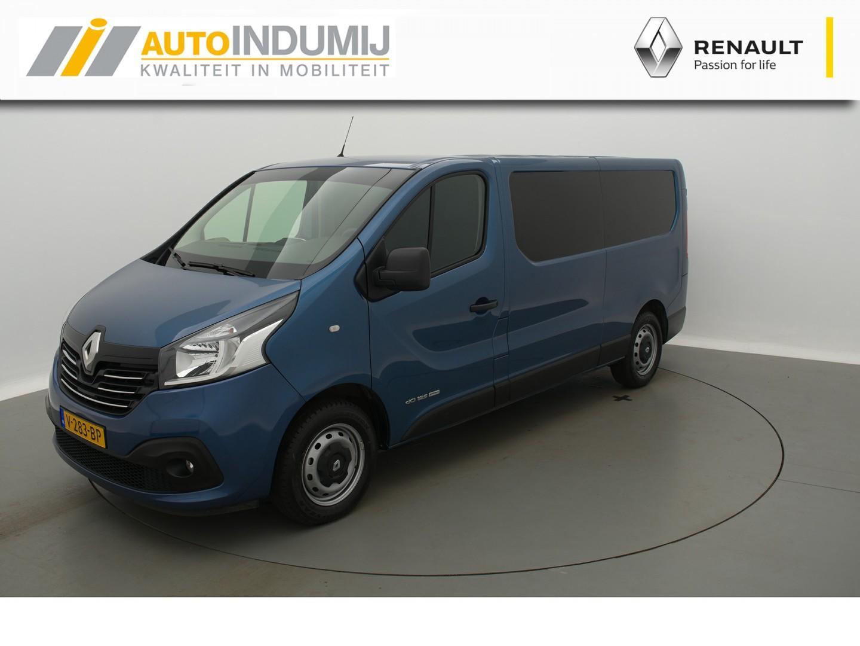 Renault Trafic 1.6 dci t29 l2h1 luxe energy / navigatie / trekhaak / gestoffeerd /