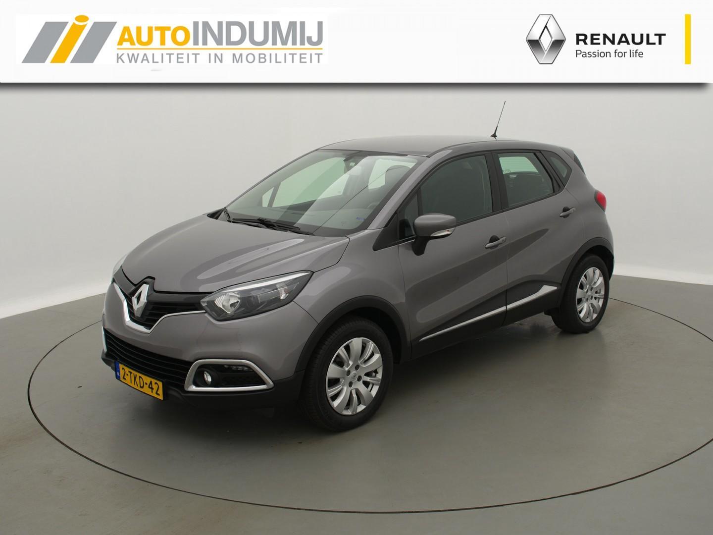 Renault Captur Tce 90 expression + trekhaak / navigatie / cruisecontrol / airco