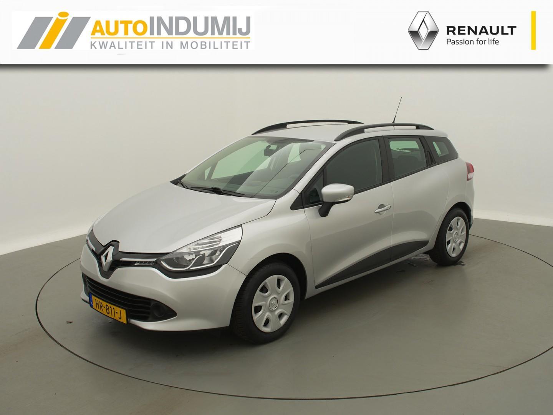 Renault Clio Estate 1.5 dci eco expression btw auto / navigatie / airco / cruise control