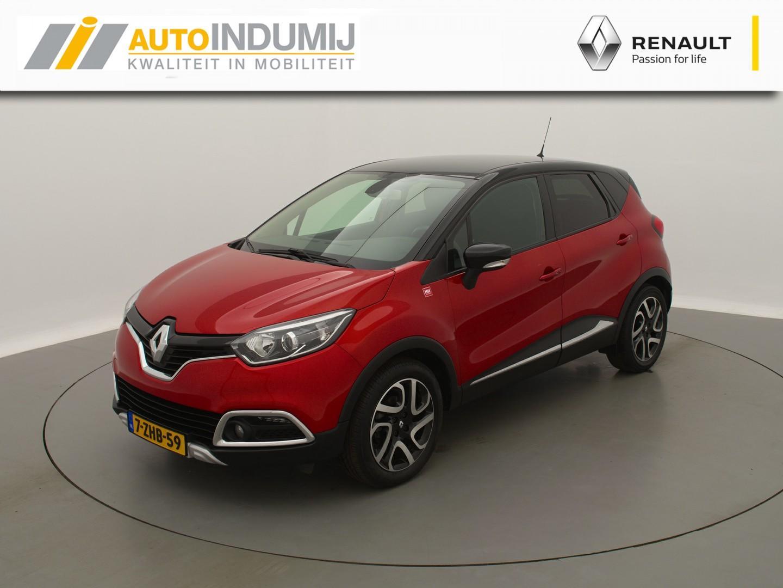Renault Captur Tce 90 helly hansen + trekhaak / navigatie + camera /