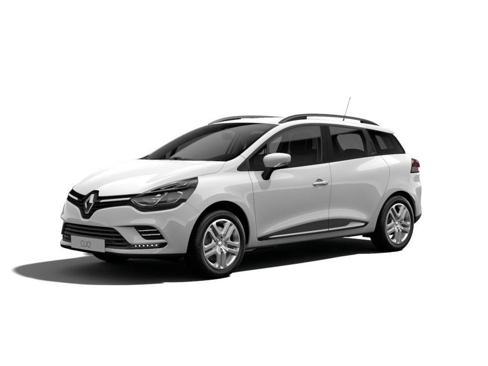 Renault Clio Estate tce 90 zen / prijs = rijklaar / navigatie / airco / parkeersensoren / snel leverbaar! /