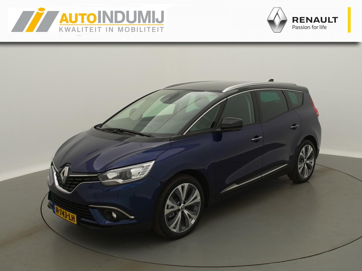 Renault Grand scénic Tce 140 intens 7p. / demonstratieauto