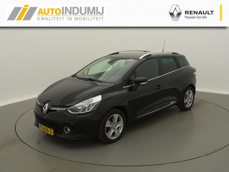 Renault Clio Estate tce 120 automaat dynamique / climate control / navigatie / elektr. ramen v+a