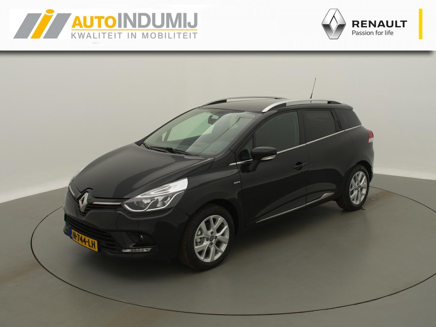 Renault Clio Estate tce 90 limited / keyless / navigatie / airco /  demonstratieauto