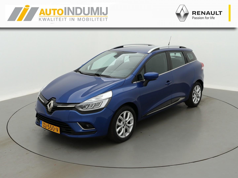 Renault Clio Estate tce 90 intens / btw aftrekbaar / keyless / climate control! /