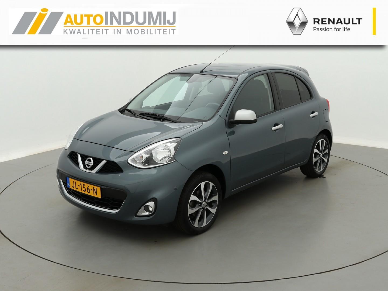 Nissan Micra 1.2 connect edition n-tec / 1e eigenaar! / navigatie / climate en cruise control