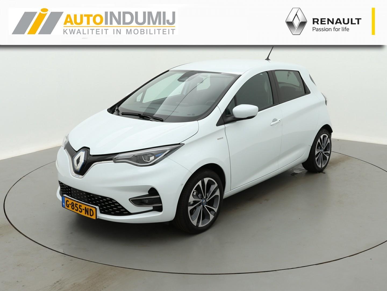 Renault Zoe R135 edition one 50kwh 4% bijtelling!! batterij huur! / btw aftrekbaar / easy park assist / demonstratieauto