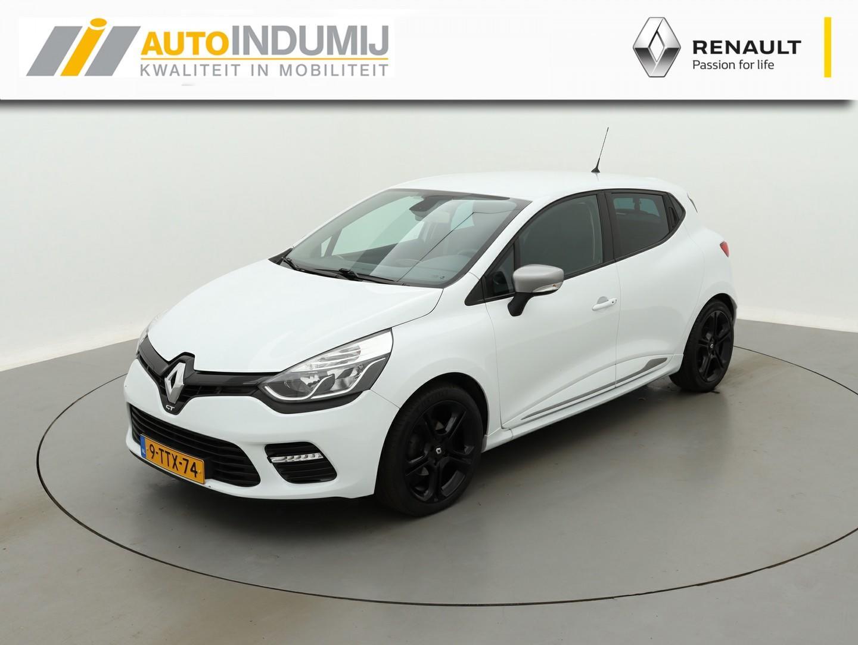 Renault Clio 1.2 gt 120pk automaat! + trekhaak navigatie / cruise en climate control / unieke auto!!