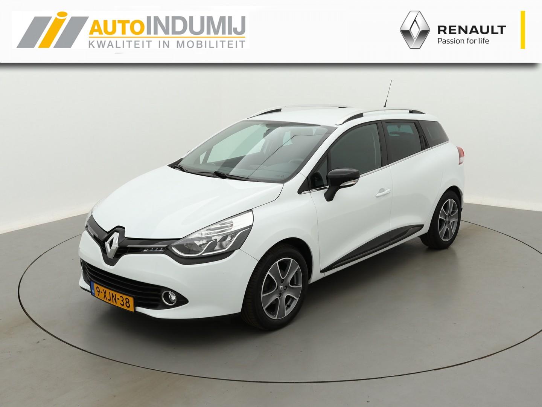 Renault Clio Estate tce 90 night&day // 1e eigenaar / cruise control / navigatie