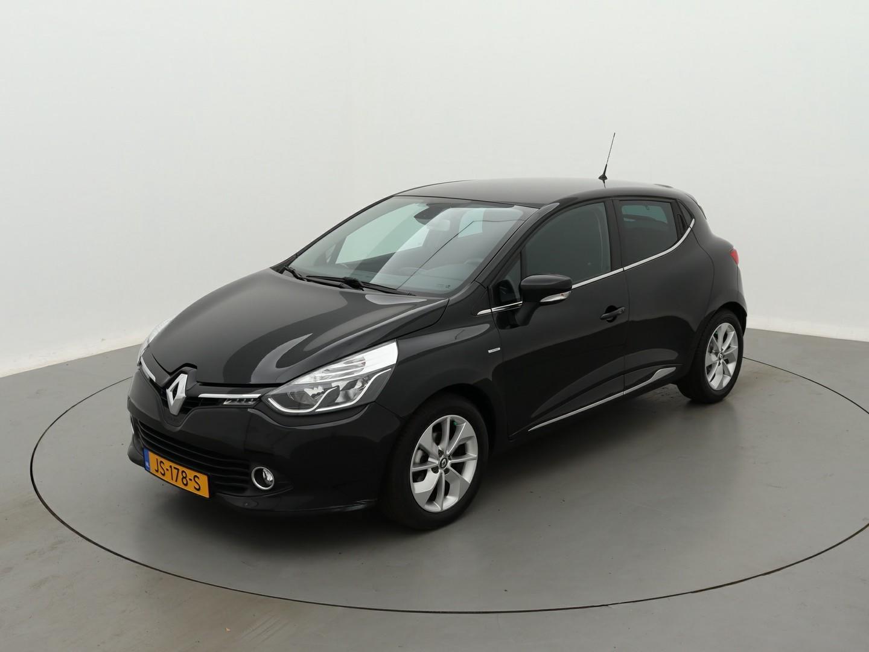 Renault Clio 0.9 tce limited navi / climate en cruisecontrol / parkpilot!