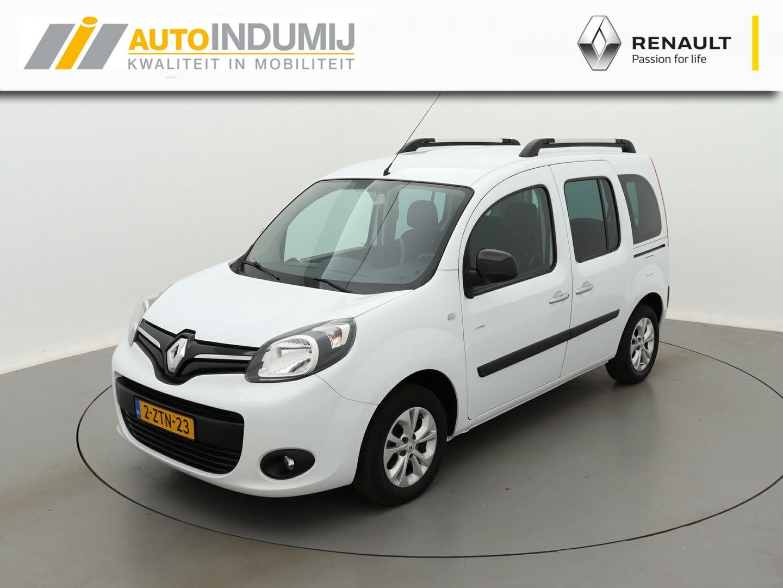 Renault Kangoo Family tce 115 limited start&stop / airco / parkpilot / btw aftrekbaar! /