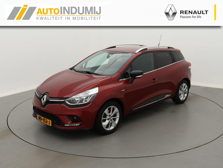 Renault Clio Estate tce 90 limited // navigatie / airco / lm velgen