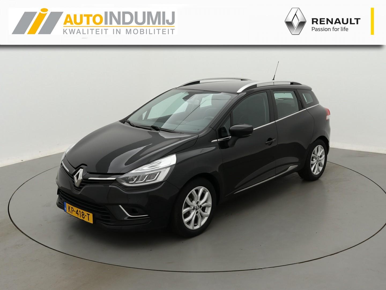 Renault Clio Estate tce 90 intens // navigatie / climate en cruise control / achteruitrij camera!