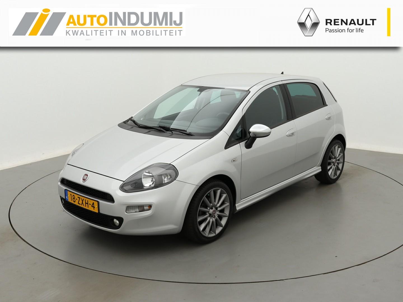 "Fiat Punto evo 0.9 twinair sport // 17"" lichtmetalen velgen / climate en cruise control!"
