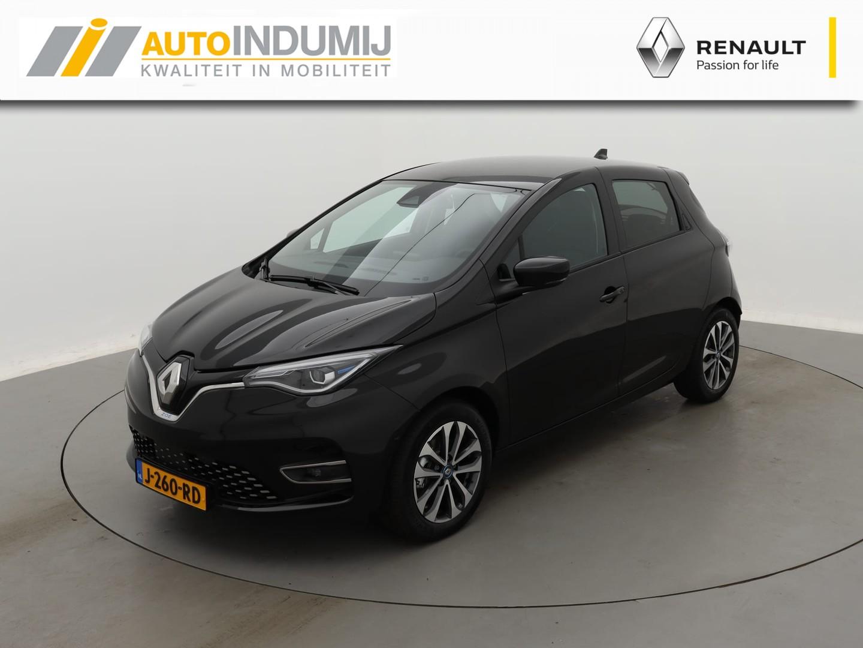 Renault Zoe R135 intens / batterijkoop / mia toepasbaar / 8% bijtelling / pack winter