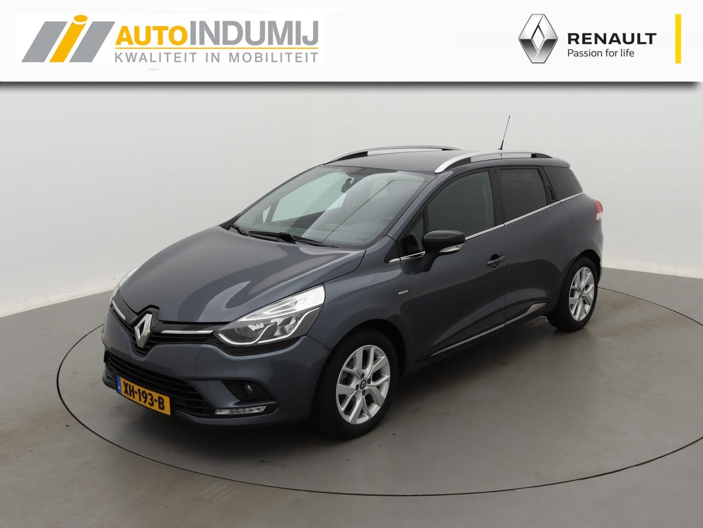 Renault Clio Estate tce 90 limited // airco / navigatie / usb & bluetooth