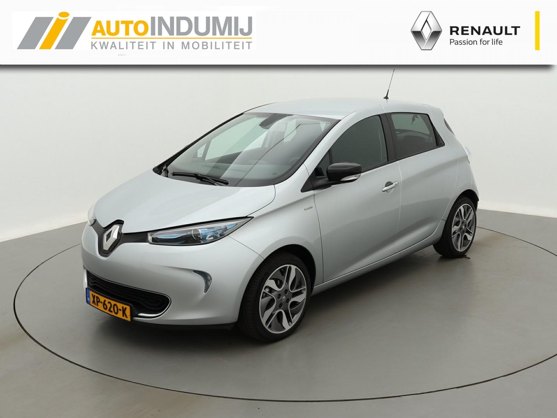 Renault Zoe R110 limited 41 kwh accuhuur // €2.000,- subsidie mogelijk!