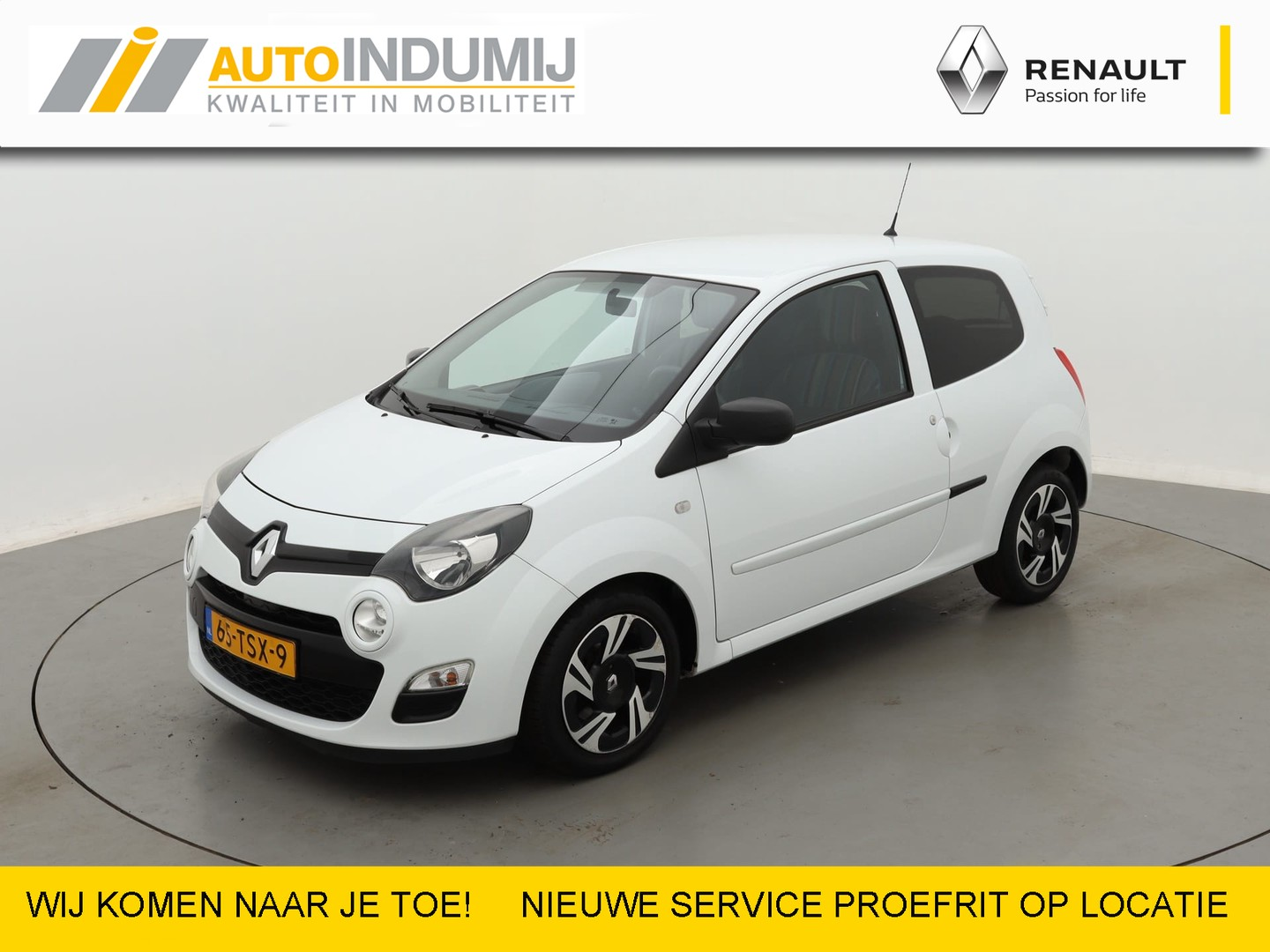 Renault Twingo 1.2 16v collection // airco / radio / lm velgen