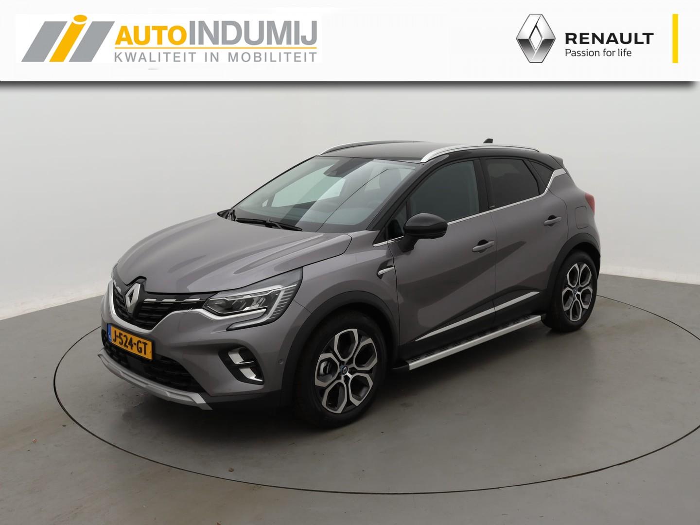 Renault Captur 160 plug-in hybrid edition one / haaienvin antenne / side steps / demonstratie auto