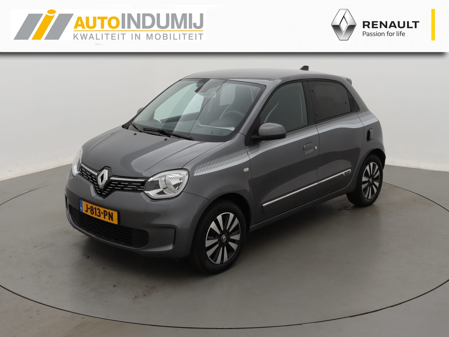 Renault Twingo Sce 75 intens / apple carplay & android auto / climate control / cruise control