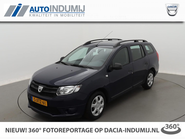 Dacia Logan Mcv tce 90 ambiance // airco / bluetooth / trekhaak!
