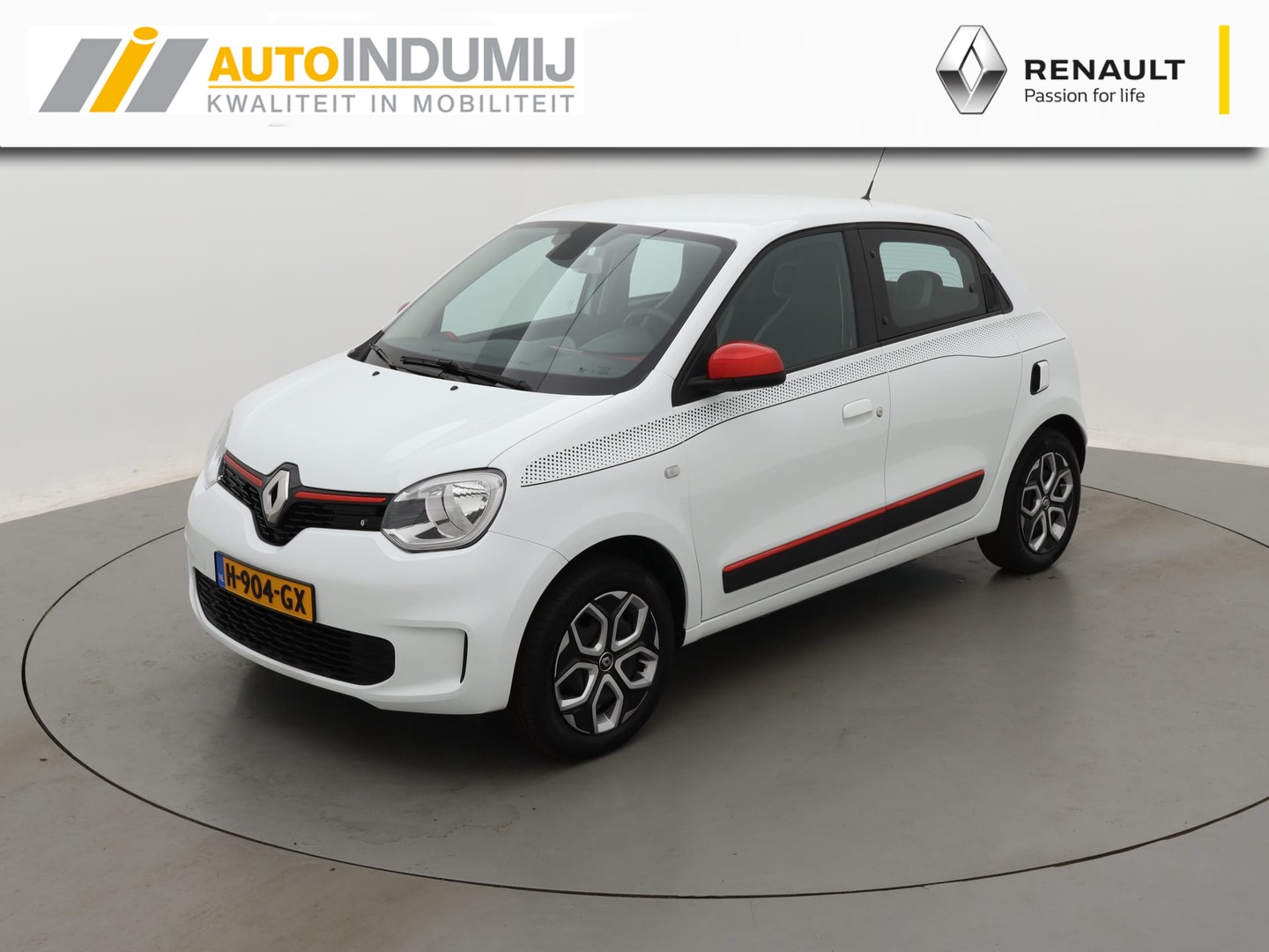 Renault Twingo Sce 75 collection / pack look exterieur rouge / airco / usb