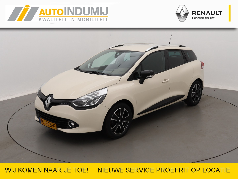 Renault Clio Estate tce 90 dynamique / camera / trekhaak / 1e eigenaar!