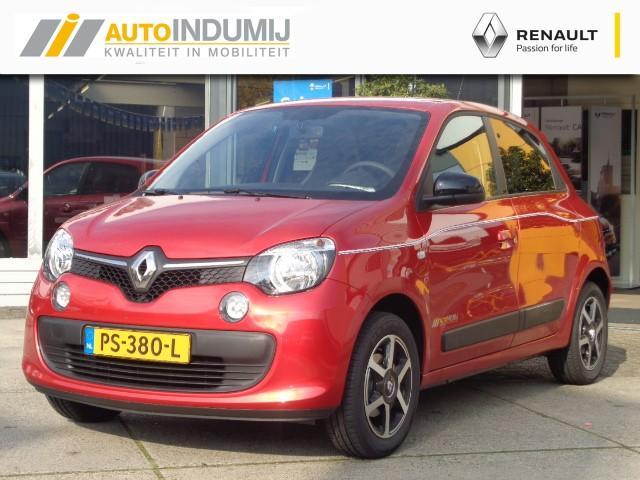 "Renault Twingo 1.0 sce limited/ velgen 15""/ airco/ parkeersensoren achter/privacy glass!!"