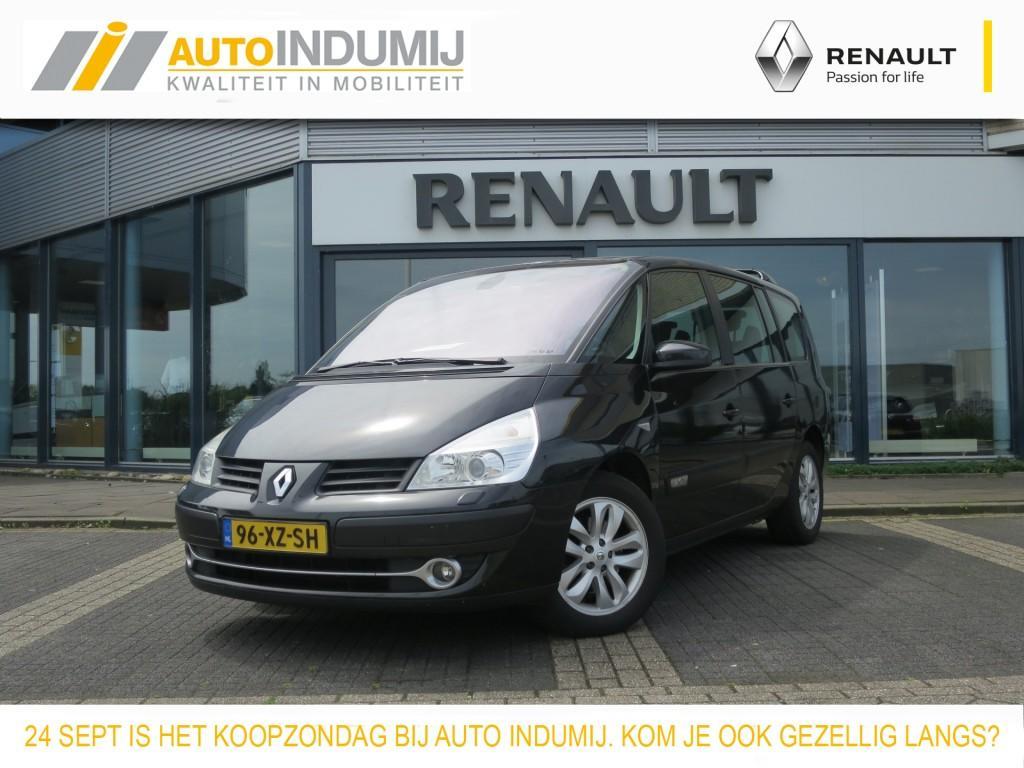 Renault Grand espace 2.0t privilège automaat climaat control / navigatie / parkeersensoren