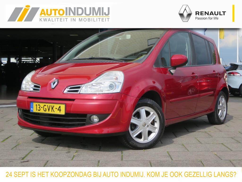 Renault Grand modus 1.2 tce100 dynamique climaat control / lm velgen / cruise control / afneembare trekhaak