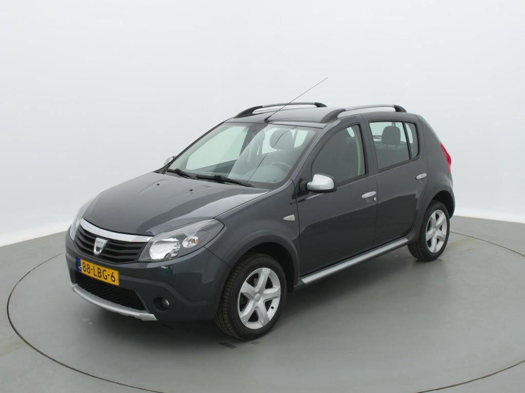 Dacia Sandero 1.6 stepway / airco / radio cd speler!