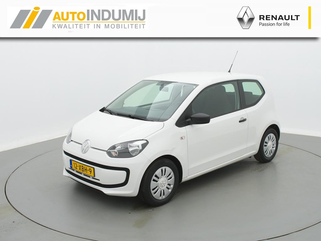 Volkswagen Up! 1.0 take up! bluemotion / airco / radio cd & bluetooth