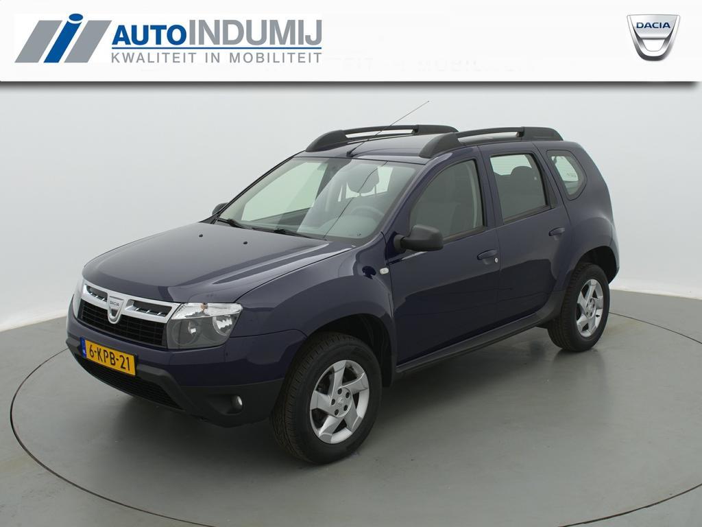 Dacia Duster 1.6 16v laureate lpg 2wd / airco / trekhaak!