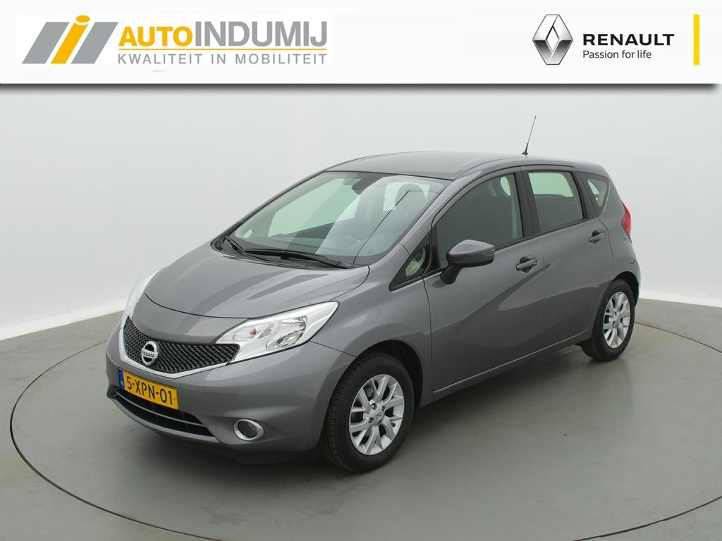 Nissan Note 1.2 connect edition / navigatie / climate control!