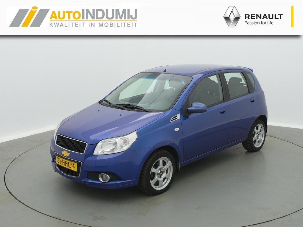 Chevrolet Aveo 1.4 16v ls automaat / airco / navigatie!