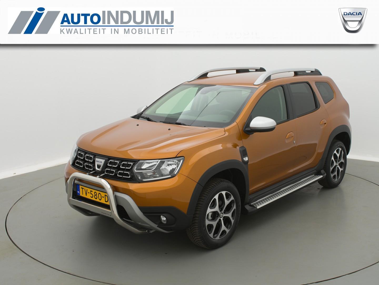 Dacia Duster Tce 125 comfort / kenwood multimediasysteem / 17inch velgen / bull+side bars! / demo