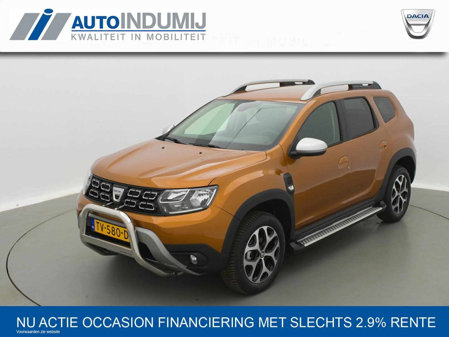 Dacia Duster Tce 125 comfort / 17inch velgen / bull+side bars! / demo