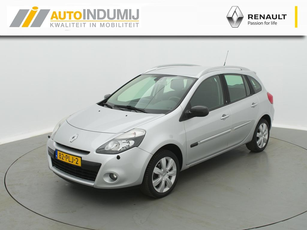 Renault Clio Estate tce 100 20th anniversary / navigatie / climate control!